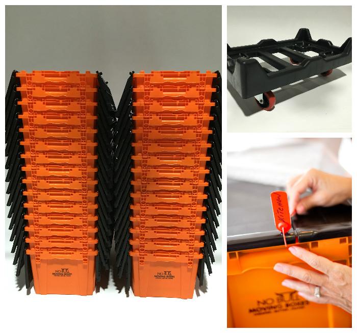Plastic Removalists Boxes sydney