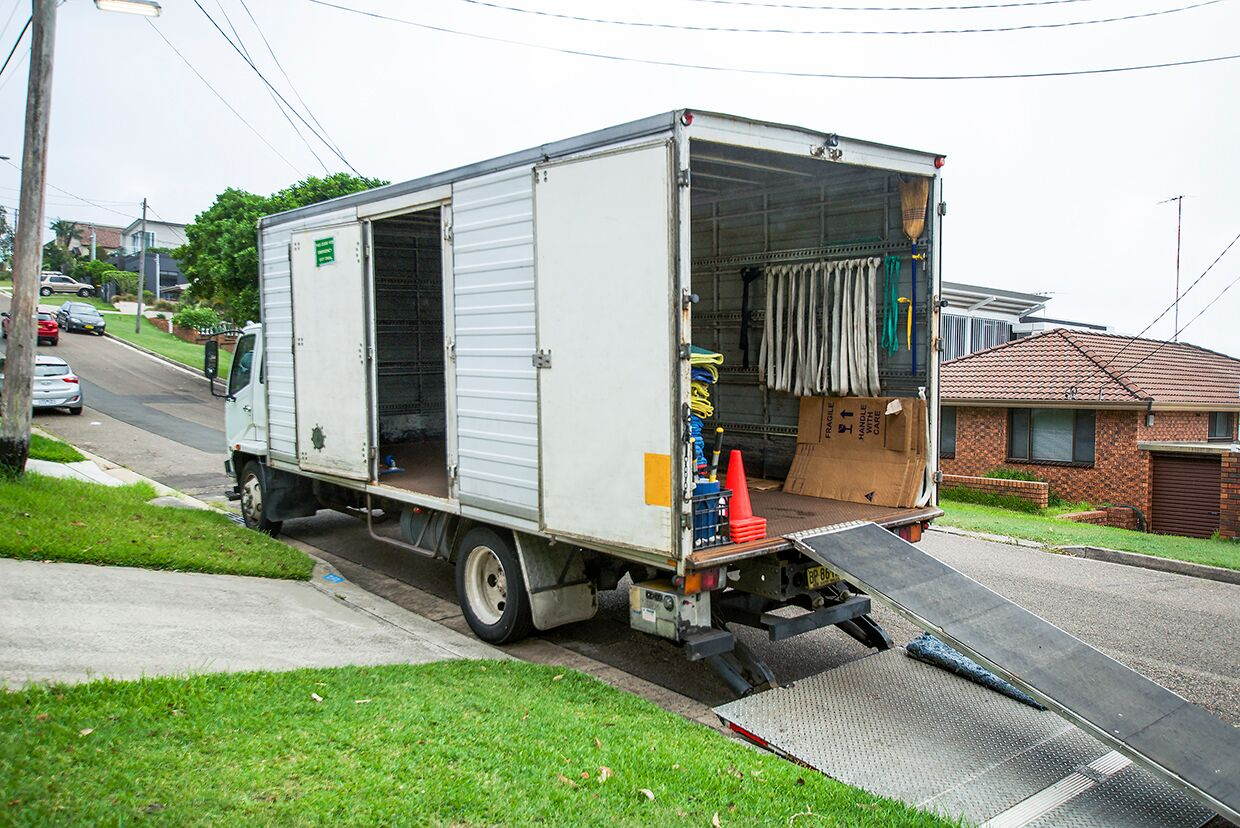 Removals Sydney to brisbane