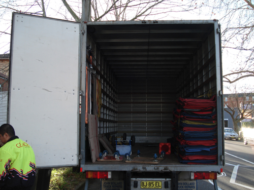 Removals System