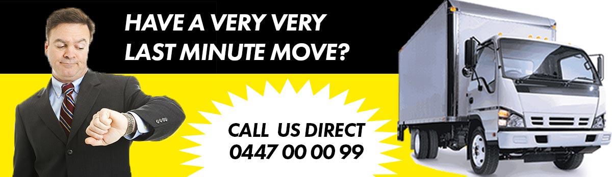 Sydney-removalist-last-minute-move