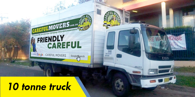 10-tonne-truck-careful-movers-sydney-removalists