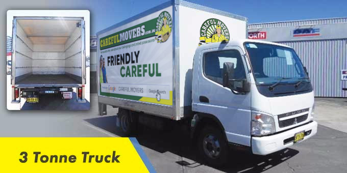Choose Your Truck Careful Movers
