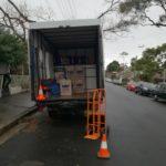 3 tonne truck removals sydney