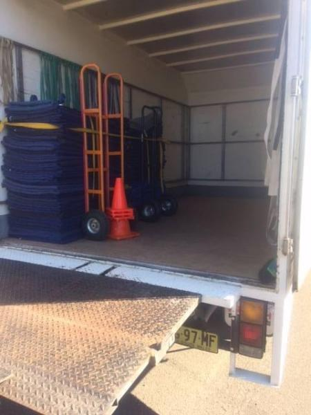 pads and Blankets removals sydney